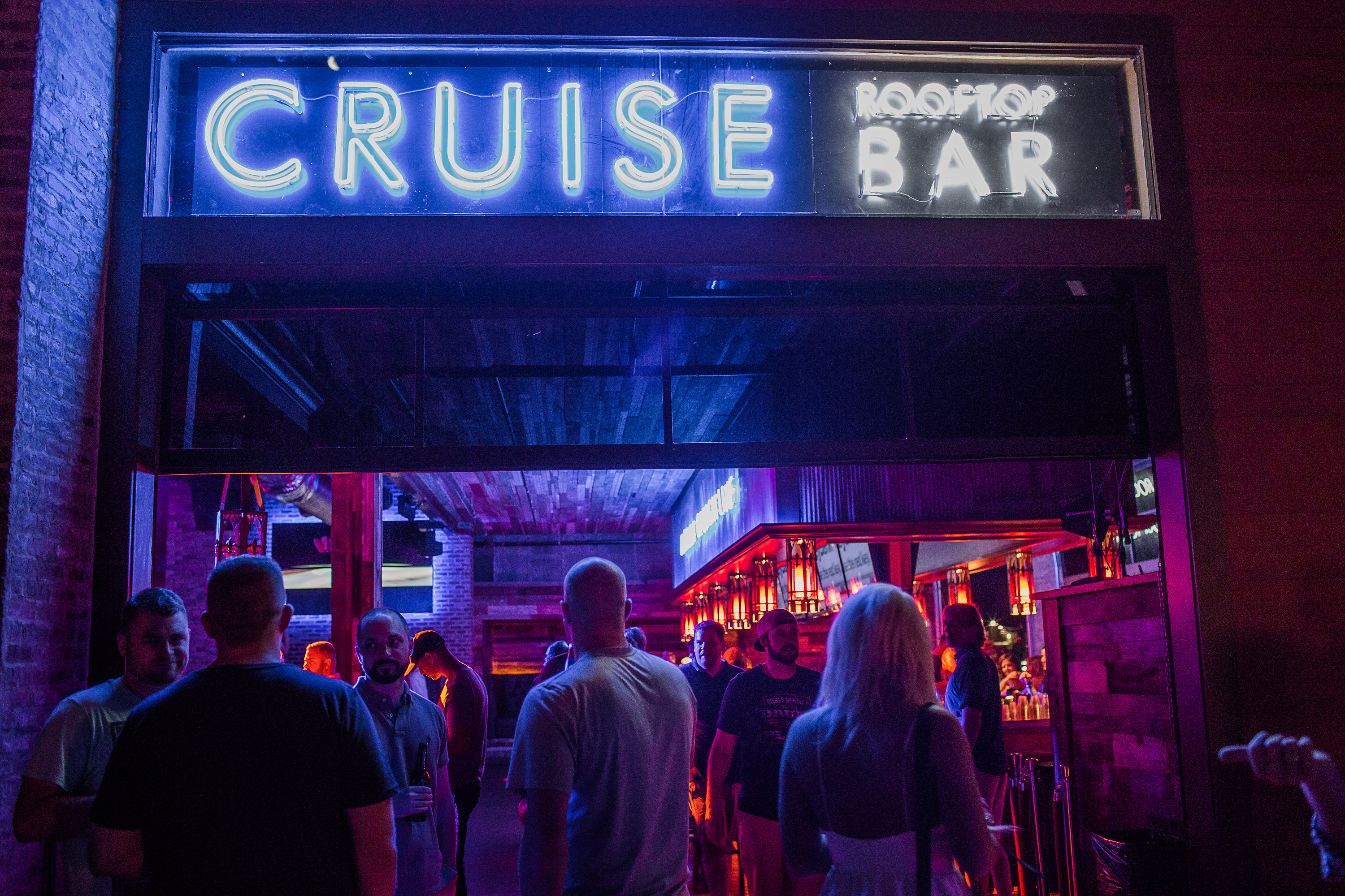 Cruise Rooftop Bar